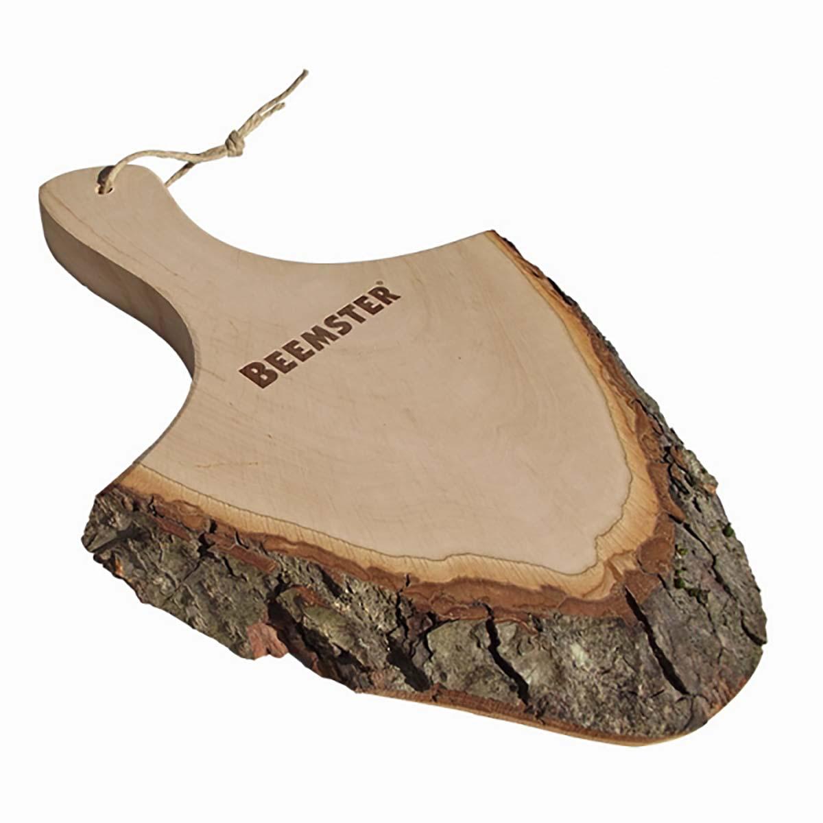 Holzbrett mit Rinde Erlenholz. Mit Ihrer Lasergravur oder Einbrennung. In verschiedenen Grössen.