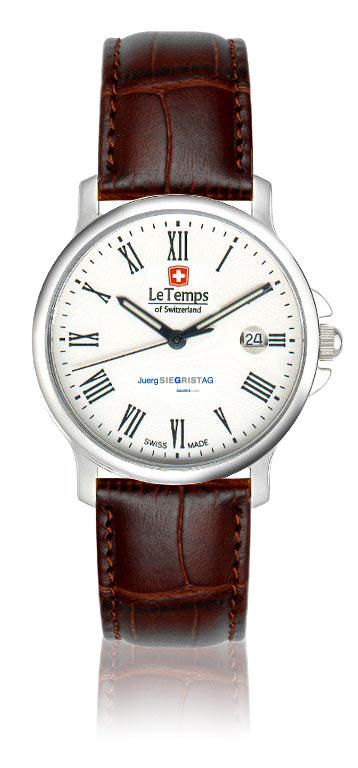 Zafira Uhr als Werbegeschenke Juerg Siegrist Holding AG
