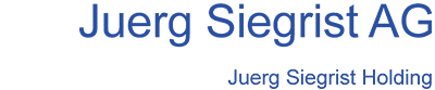 Juerg Siegrist AG Logo