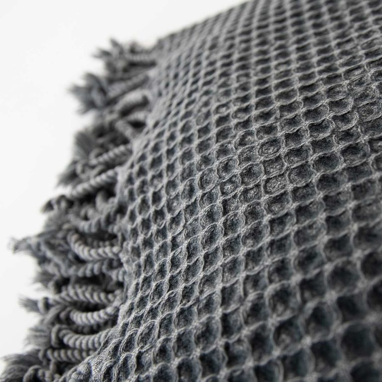 Hammam Tuch/Decke in Waffeldesign
