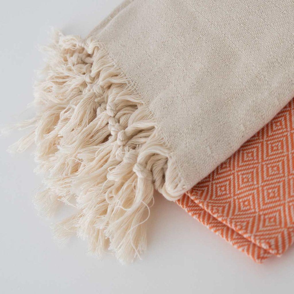 Decke - Hammamtuch 120 x 130, 120 x 170 oder 170 x 170 cm bedruckt mit Ihrem Design
