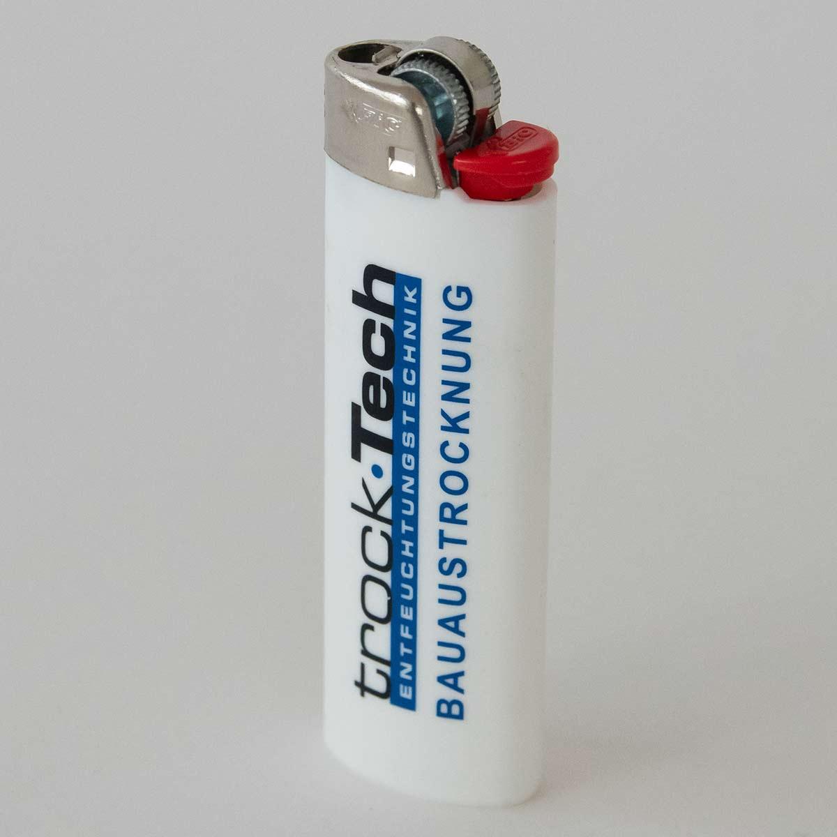 Juerg Siegrist AG - BIC Feuerzeug Trocktech