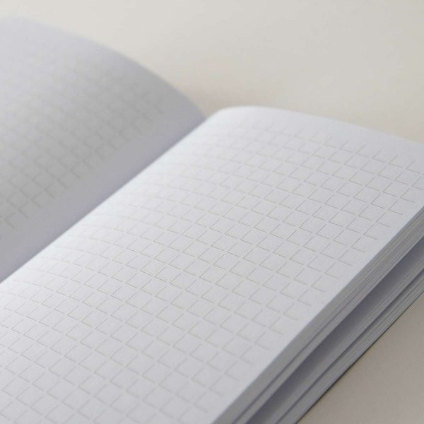 A5 Pocket Notizbuch vollflächig farbig gestaltet und bedruckt