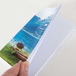 A5 Pocket Notizbücher  für die individuelle Gestaltung