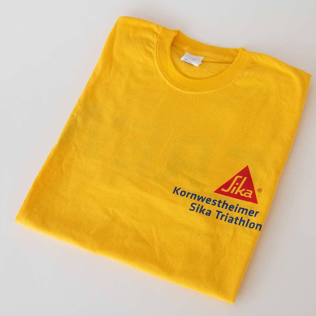 Juerg Siegrist AG - SIKA Kornwestheimer Triathlon T-Shirt