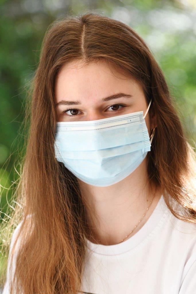 Gesichtsmaske Hygienemaske Klasse I