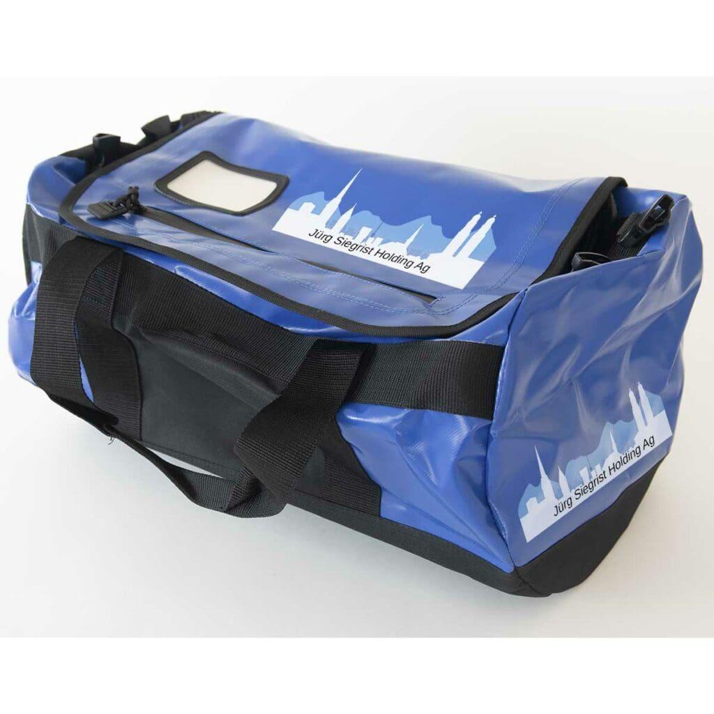 Reisetasche, Sporttasche, Rucksack bedruckt Ideal für Ihre Firma oder Verein