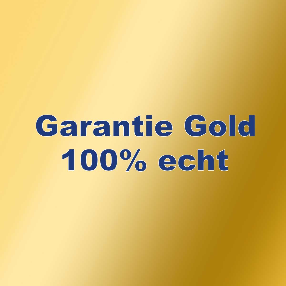 Juerg Siegrist AG - Garantie Gold 100% echt