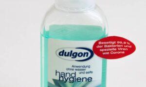 Juerg_Siegrist_Holding_AG_Dulgon_Desinfektionsmittel_Kleine_Flasche